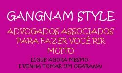 """Advocacia Gangnam Style"""