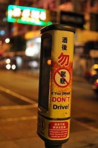 embriaguez no trânsito